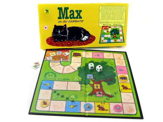 Max, par Family Pastimes Co-operative Jeux™