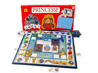 Princesse, Jeu de plateau - Family Pastimes Co-operative Games™