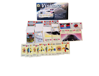 Visitors, a Family Pastimes Co-Operative Game