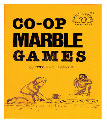 Family Pastimes Co-operative Games Book