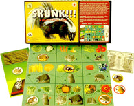 Skunk!!! Board Game Displayed for Play