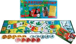 Sleeping Grump Game Box, Board and Pieces ready to Play