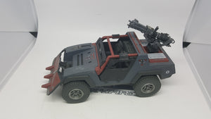 Urban Strike Jeep, Junkyard Customs - GI Joe Junkyard