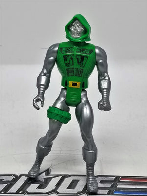 Vintage Marvel Secret Wars - Doctor Doom, Vintage Action Figures - GI Joe Junkyard