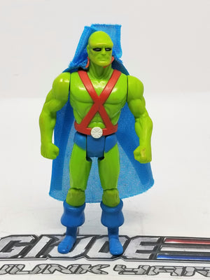 Vintage DC Superpowers - Martian Manhunter, Vintage Action Figures - GI Joe Junkyard