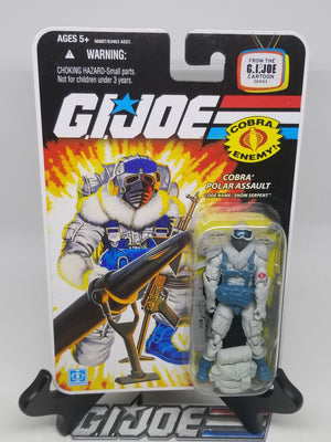 GI Joe 25th Snow Serpent MoC, Modern GI Joe Figures - GI Joe Junkyard