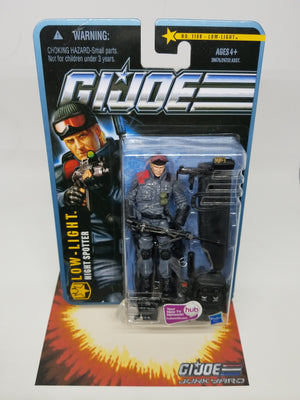 GI Joe Pursuit of Cobra Low Light MoC, Modern GI Joe Figures - GI Joe Junkyard
