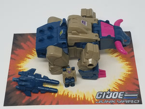 Transformers G1 Horri-Bull, Vintage Transformers - GI Joe Junkyard
