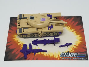 Transformers G1 Blitzwing, Vintage Transformers - GI Joe Junkyard