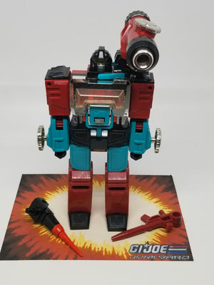 Transformers G1 Perceptor, Vintage Transformers - GI Joe Junkyard