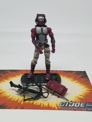 GI Joe 25th Night Creeper Loose Complete, Modern GI Joe Figures - GI Joe Junkyard