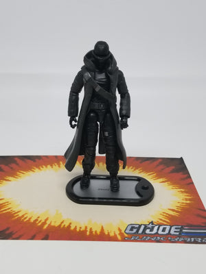GI Joe Rise of Cobra Snake Eyes Paris Pursuit, Modern GI Joe Figures - GI Joe Junkyard