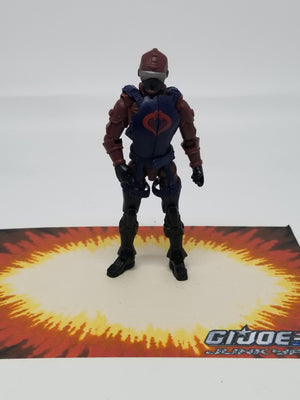 GI Joe Pursuit of Cobra Hiss Driver Loose Complete, Modern GI Joe Figures - GI Joe Junkyard