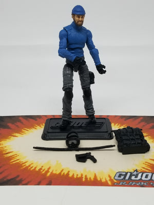 GI Joe Dollar General Shipwreck v16 Loose Complete, Modern GI Joe Figures - GI Joe Junkyard