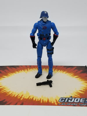 GI Joe 25th Cobra Commander v24 Loose Complete, Modern GI Joe Figures - GI Joe Junkyard