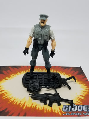 GI Joe Rise of Cobra Gung Ho Loose Complete, Modern GI Joe Figures - GI Joe Junkyard