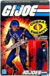 1982 Cobra Officer - GI Joe Junkyard