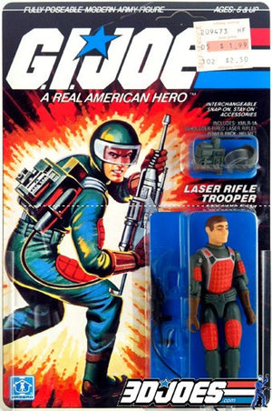1982 Flash - GI Joe Junkyard