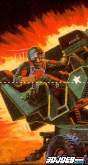 1982 Grand Slam - GI Joe Junkyard