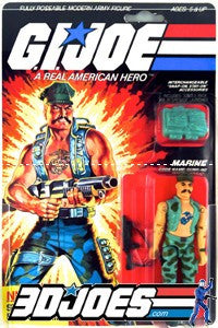 1983 Gung-Ho, GI Joe Parts - GI Joe Junkyard