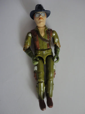 1983 Wild Bill, GI Joe Parts - GI Joe Junkyard