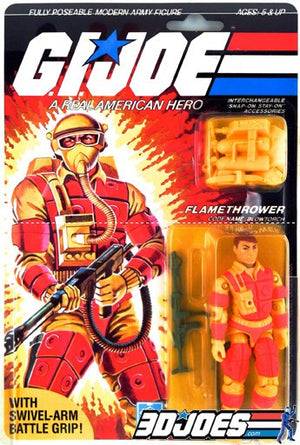 1984 Blowtorch, GI Joe Parts - GI Joe Junkyard