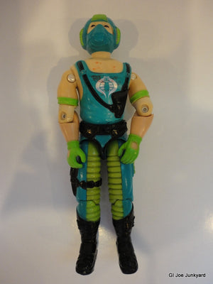 1984 Copperhead, GI Joe Parts - GI Joe Junkyard