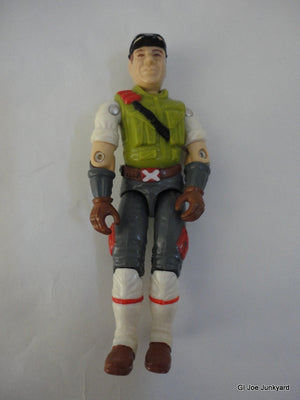 1986 Cross-Country, GI Joe Parts - GI Joe Junkyard
