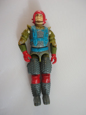 1987 Fast Draw, GI Joe Parts - GI Joe Junkyard