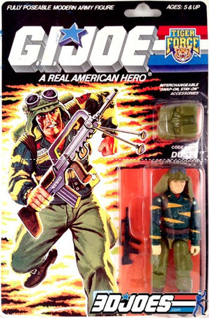 1988 Dusty - GI Joe Junkyard