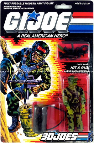 1988 Hit & Run - GI Joe Junkyard