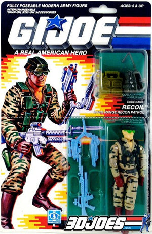 1989 Recoil - GI Joe Junkyard