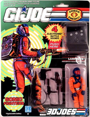 1990 Lampreys - GI Joe Junkyard