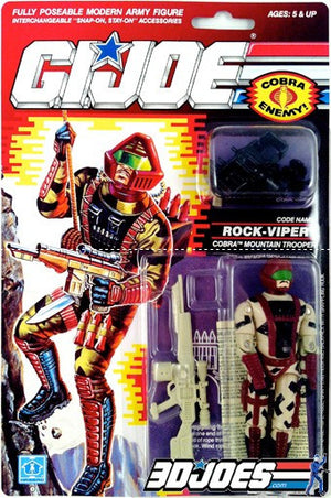 1990 Rock-Viper - GI Joe Junkyard