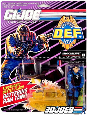 1992 Shockwave - GI Joe Junkyard