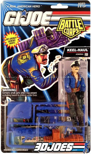 1993 Keel-Haul - GI Joe Junkyard