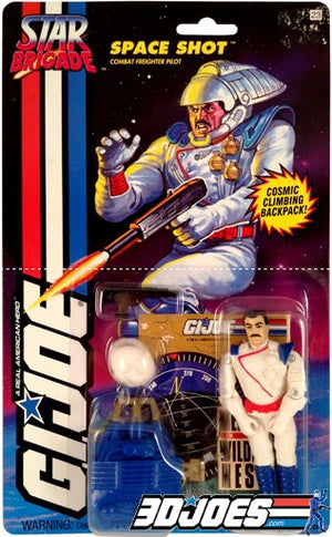 1994 Space Shot - GI Joe Junkyard