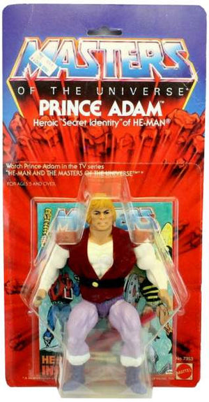 Accessories - MOTU Prince Adam - GI Joe Junkyard