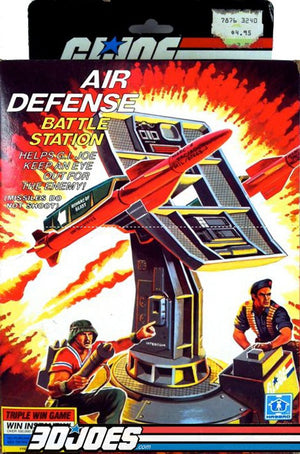 Air Defense - GI Joe Junkyard