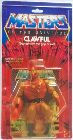 Accessories - MOTU Clawful - GI Joe Junkyard