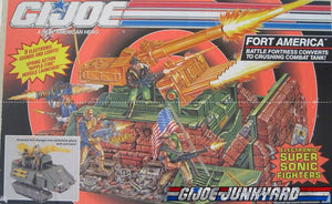 Fort America - GI Joe Junkyard