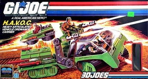 Havoc - GI Joe Junkyard