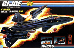 Night Raven - GI Joe Junkyard