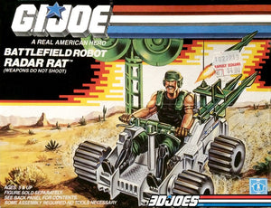 Radar Rat - GI Joe Junkyard