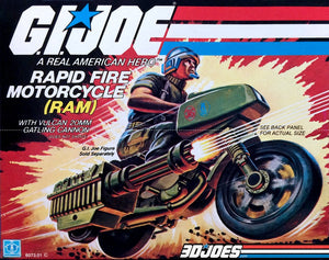 Ram Cycle - GI Joe Junkyard