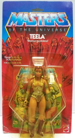 Accessories - MOTU Teela - GI Joe Junkyard