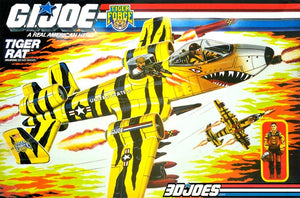 Tiger Rat - GI Joe Junkyard
