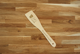 Engraved Personalized wooden SPATULA Let's Cook #2