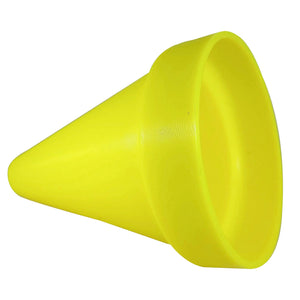 "Anti-Snag Plastic Cone (2.95"" Diameter)"