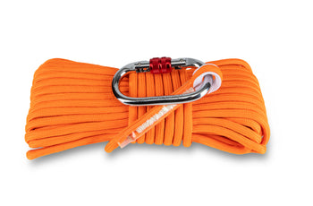 "Load image into Gallery viewer, Heavy Duty Double Braided  1/3"" rope, (65 feet or 100 feet)"